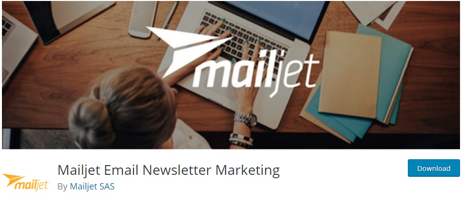 mailjet wordpress newsletter plugins