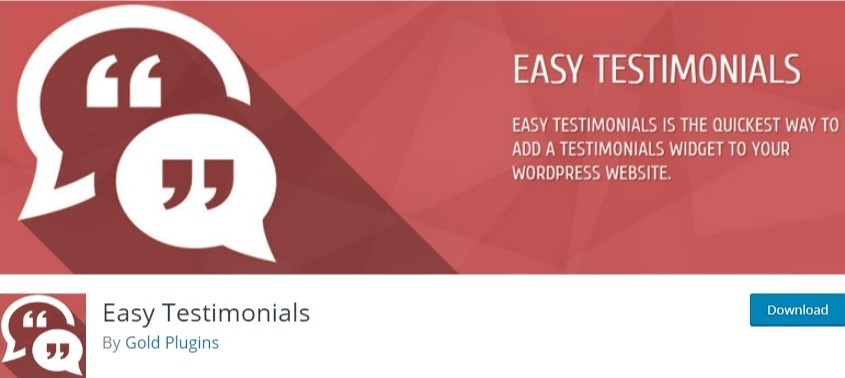 wordpress testimonial slider plugin - easy testimonial slider