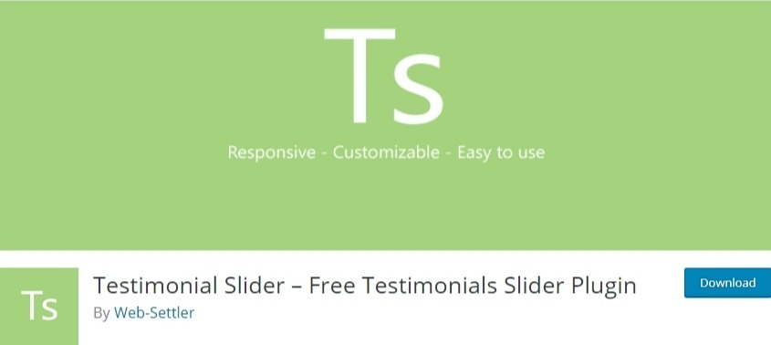 wordpress testimonial slider plugin - free testimonial slider plugin