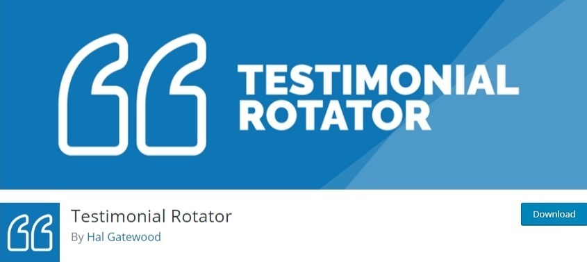 wordpress testimonial slider plugin -testimonial rotator