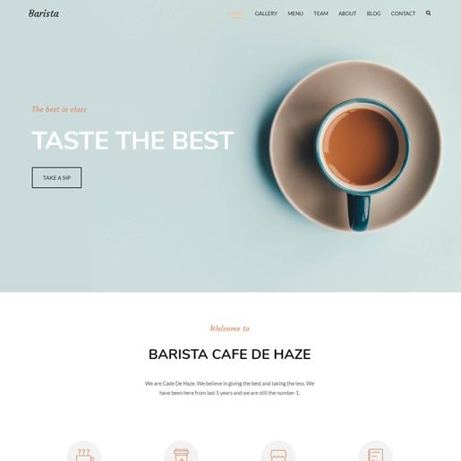 zakra pub and bar wordpress themes