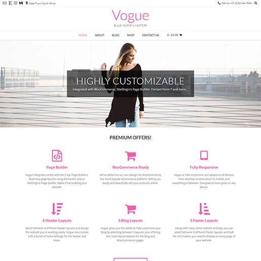 Vogue-professional-wordpress-theme