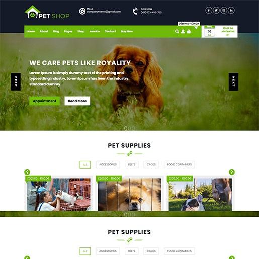 animal themes pet animal store