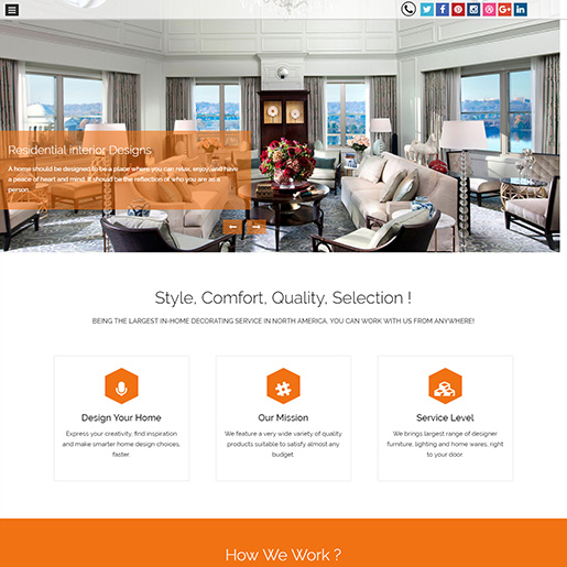 architect wordpress themes - blackwell