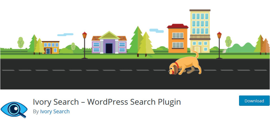 wordpress search plugins