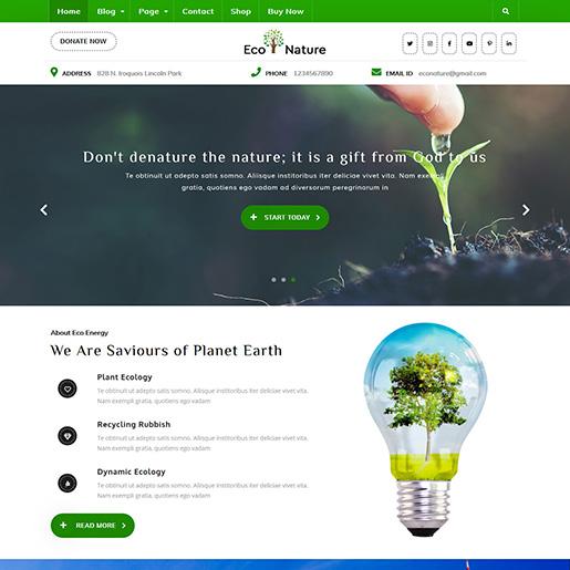VW-Eco-Nature-Charity-WordPress-Theme