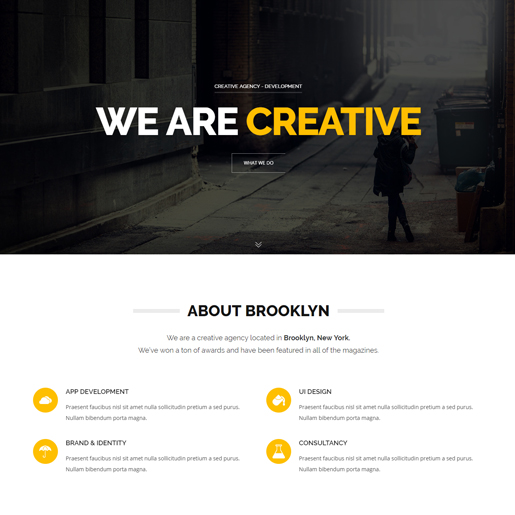 brooklyn premium responsive wordpress themes