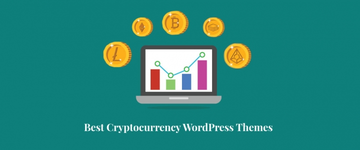 Best Cryptocurrency WordPress Themes for Bitcoin, ICO and Other Crypto Projects