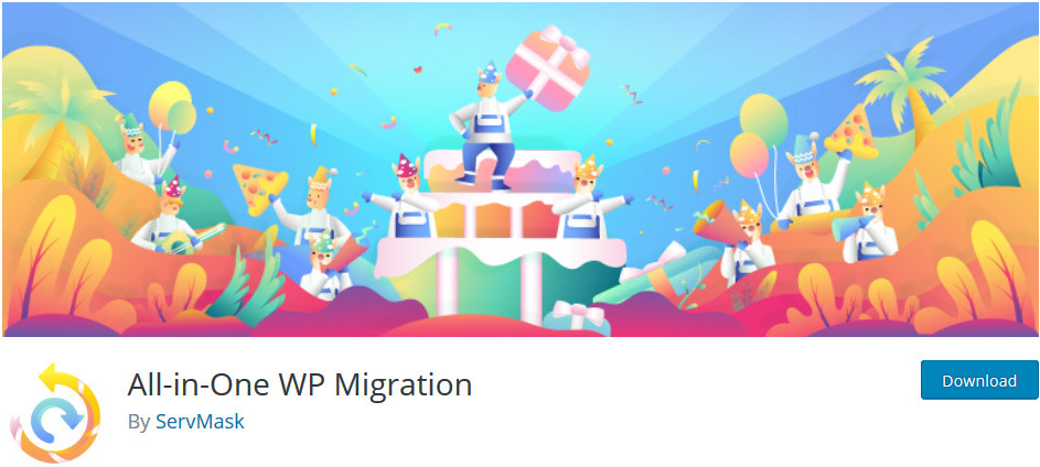 all-in-one wp migration wordpress migration plugins