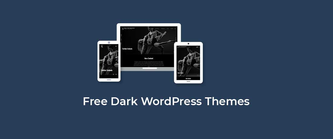 15+ Free Dark WordPress Themes for your Site in 2020!