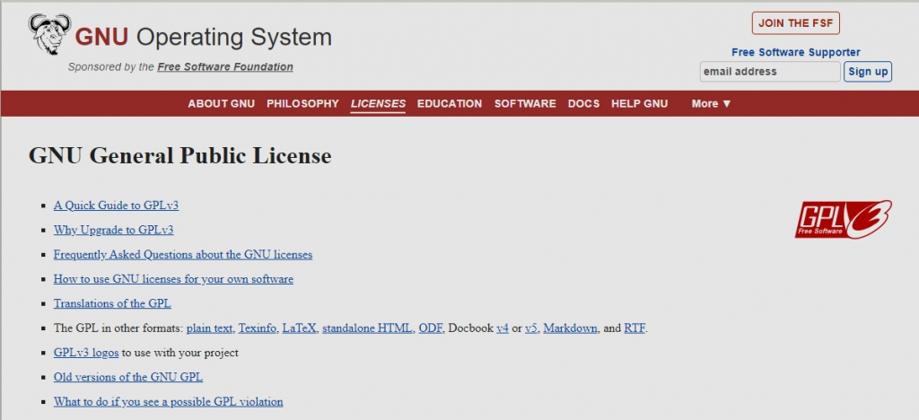 GPL-GNU License