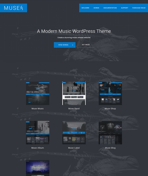 Muse WordPress Theme-Best Accessibility WordPress Theme