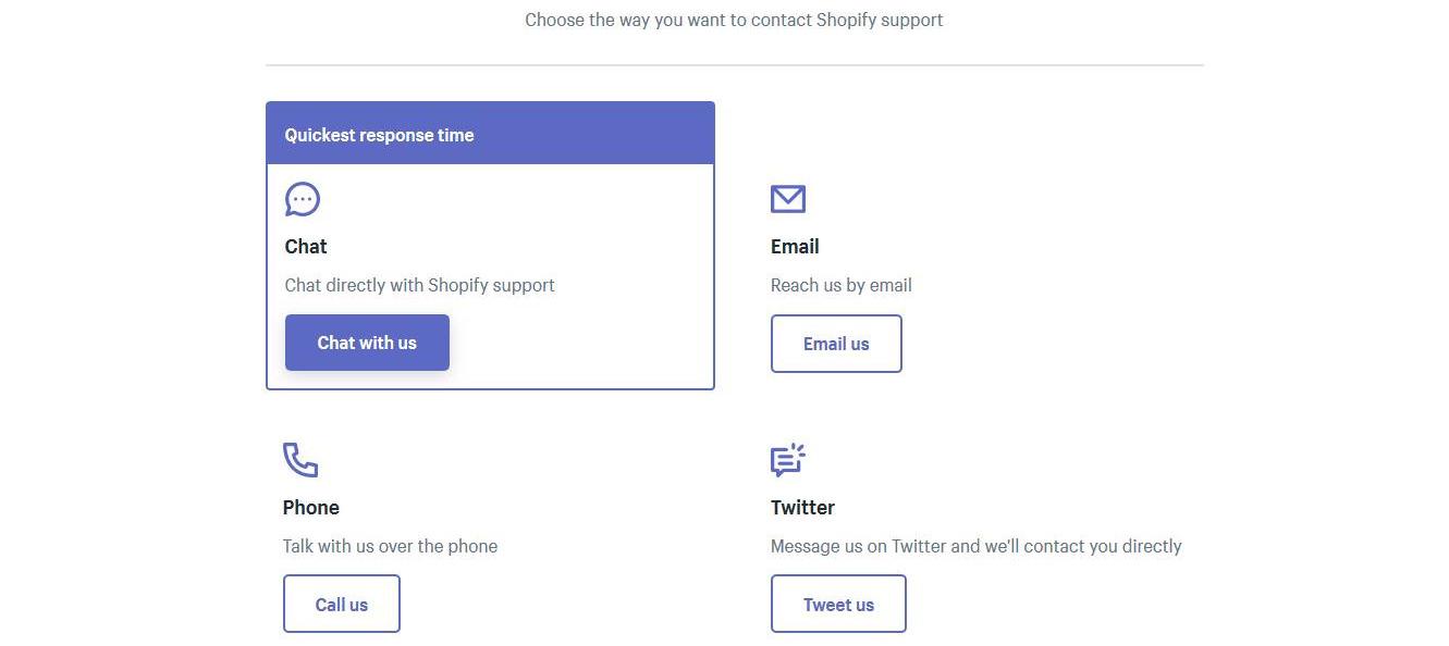 shopify vs wordpress customer support