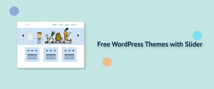 15 Free WordPress Themes with Slider for Attractive Websites of 2020