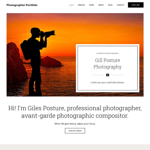 Colibri WP Free Video WordPress theme