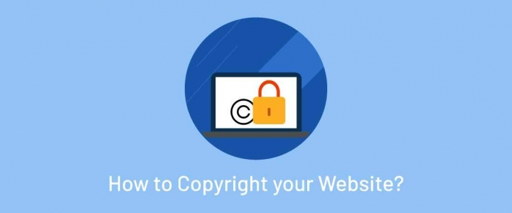How to Copyright your Website? A Beginner's Guide