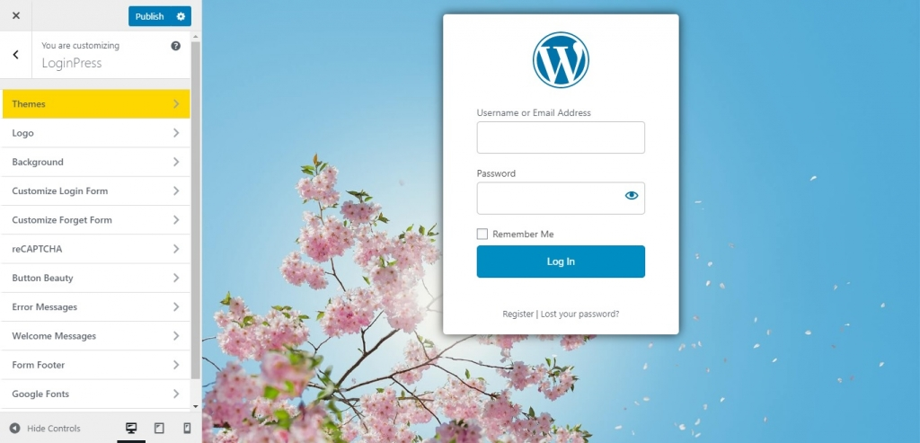 loginpress-wordpress-login
