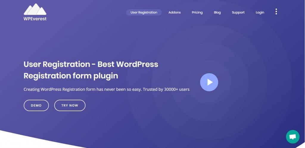 user-registration-wordpress-login