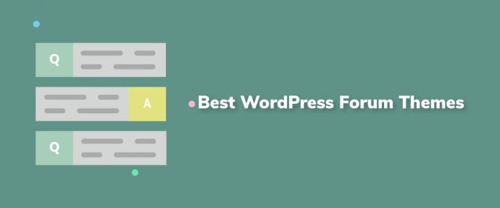 17+ Best WordPress Forum Themes to Build an Online Forum (2020)!