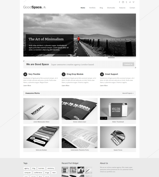 good-space-wordpress-grid-themes