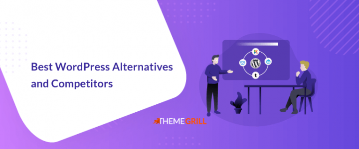 20 Best WordPress Alternatives & Competitors 2020 – CMS, Blog, eCommerce, & Site Builders