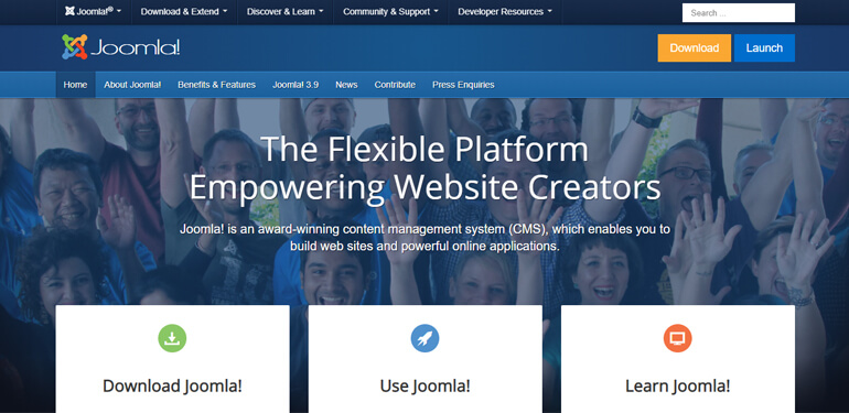 joomla-wordpress-alternative-cms