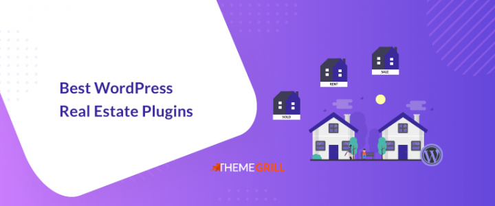 15 Best Real Estate WordPress Plugins and Tools 2020 (Handpicked)