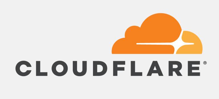 Баннер С Логотипом Cloudflare