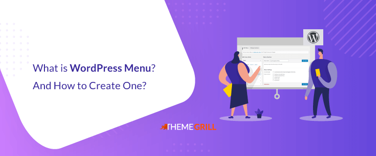 What is WordPress Menu and How to create it