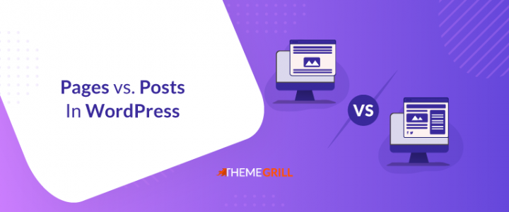 WordPress Pages vs Posts – What's the Difference? (Explained)