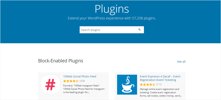 Wordpress-plugins-directory