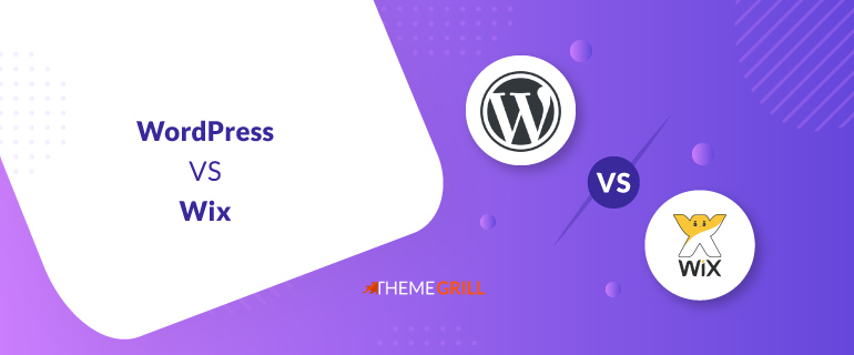 WordPress vs Wix Compared