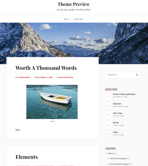 Lovecraft-Free WordPress Themes for Lifestyle Blogs