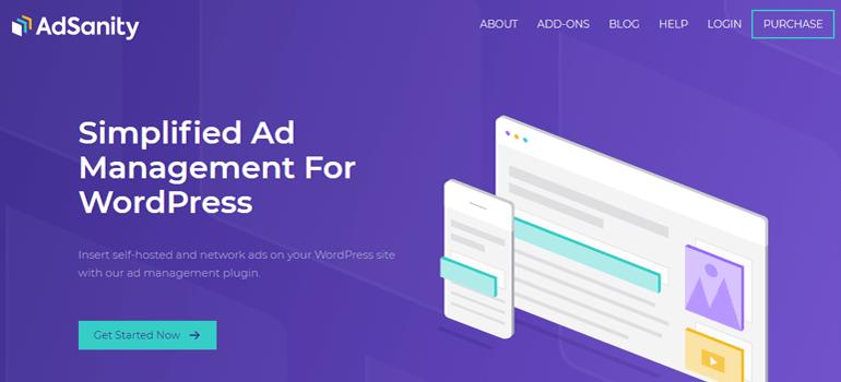 AdSanity Affiliate Plugin WordPress