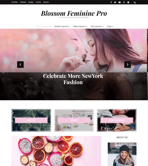 Blossom-Feminine-Pro-Theme