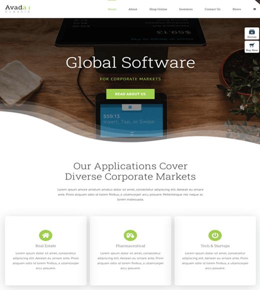 Avada Best Premium WordPress Theme