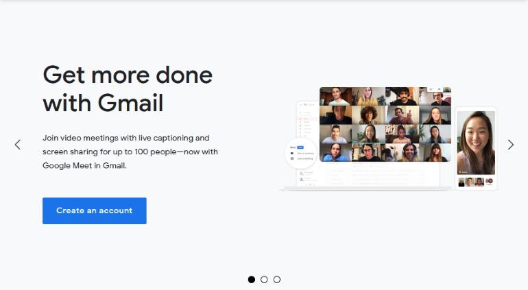 maak een gmail-account aan