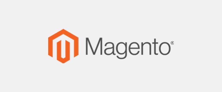 Magento Logo Banner