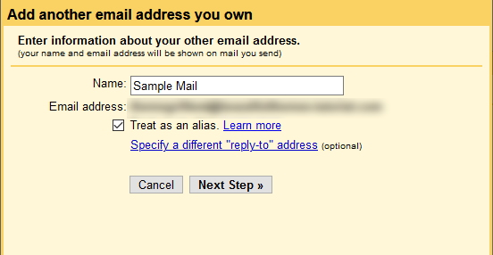 add mail use gmail for my domain