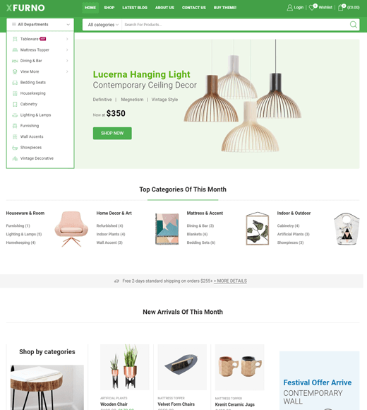 XStore Best WordPress Theme Demo