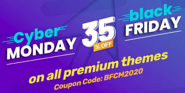 AccessPress Themes Black Friday Sale 2020