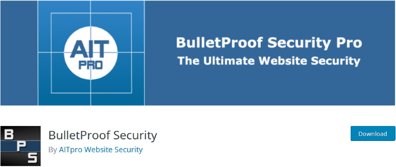 bulletproof security How to create a WordPress website