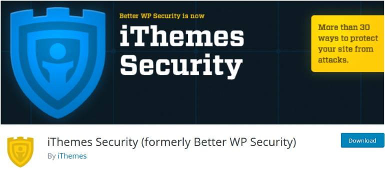 ithemes security How to create a WordPress website