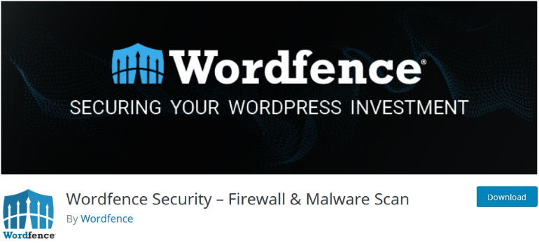 wordfence How to create a WordPress website