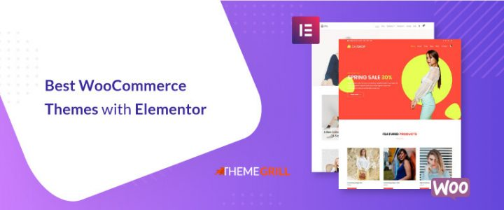 20 Best WooCommerce Themes with Elementor for Fabulous and Flexible eCommerce Websites 2021