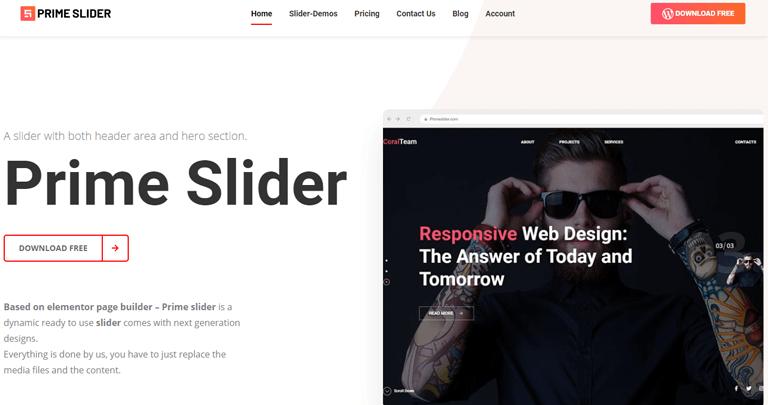 Prime Slider