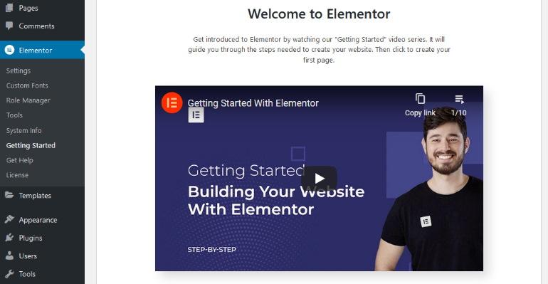 Welcome Elementor elementor vs divi builder