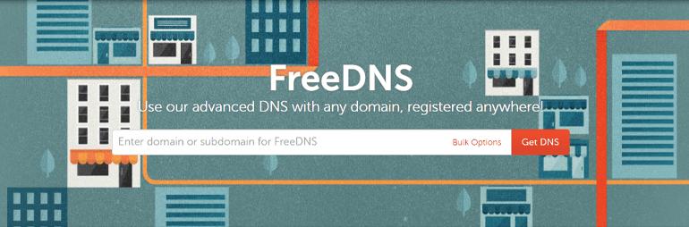 Free DNS