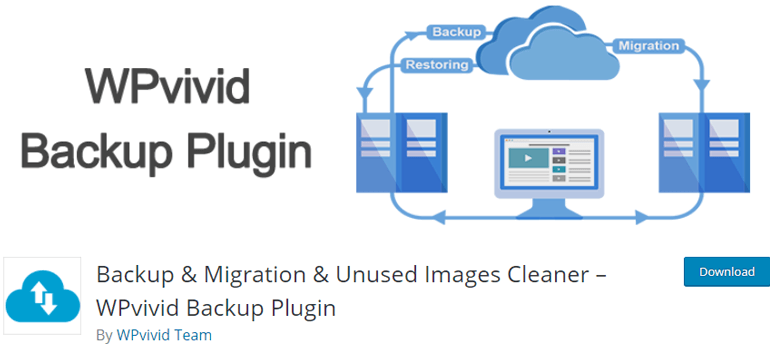 WPvivid Backup Plugin