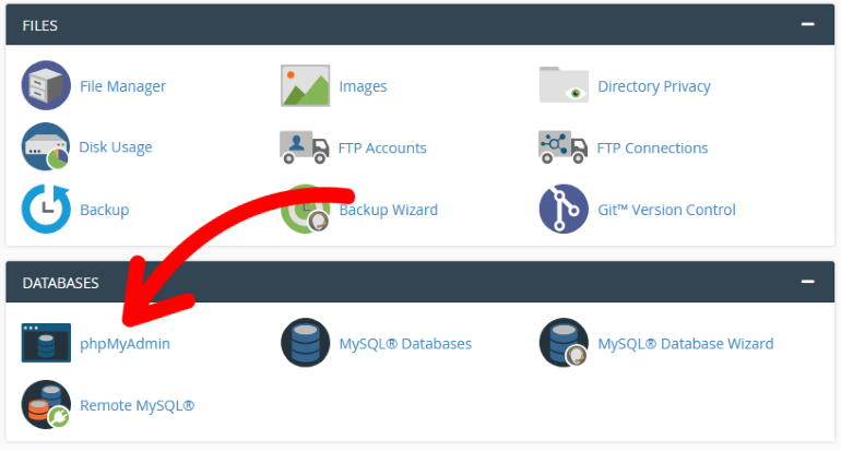how to take backup and restore wordpress site phpmyadmin